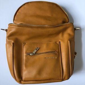 Fawn design mini diaper bag backpack